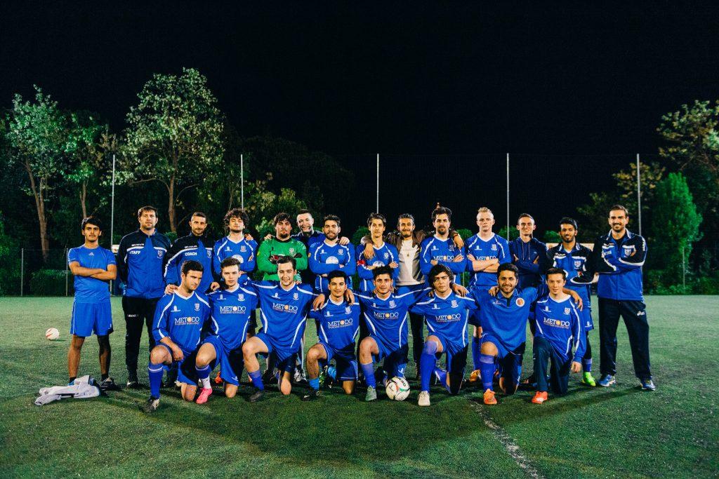 JCU men's soccer