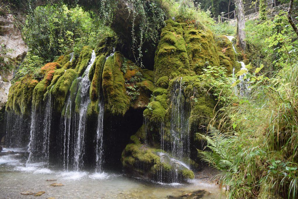 Venus Hair Waterfall - Casaletto Spartano