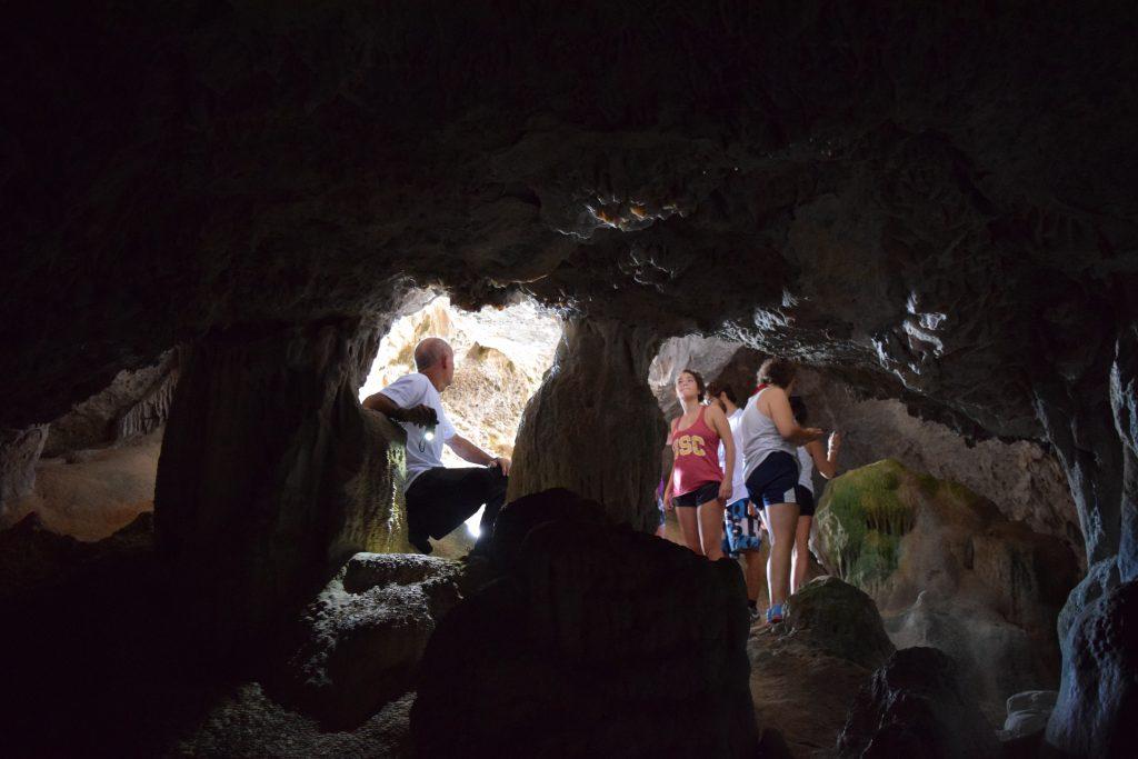 Grotta della Colonna - Sapri