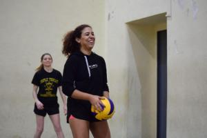 Tryouts volleyball 1
