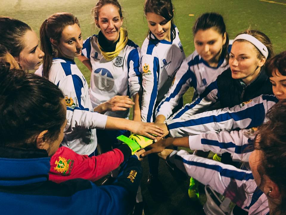 women's soccer: JCU vs AUR
